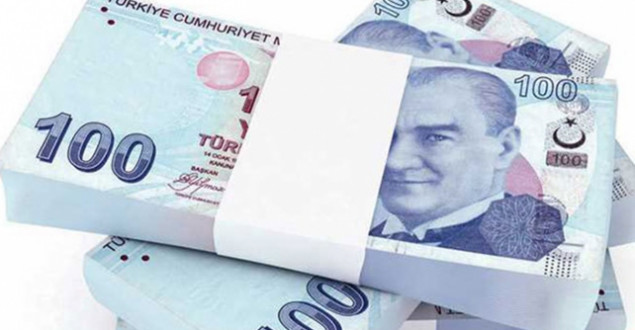 Sahte 100 TL'lik Banknotlar Ele Geçirildi