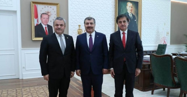 Sağlık Bakanı Fahrettin Koca Karabük'e Gelecek