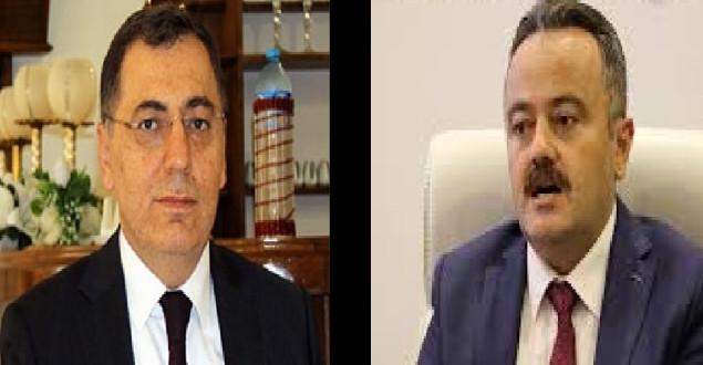 """Ak Parti ve MHP İl Başkanları, """"İttifak Düşüncemiz Yok.."""""""
