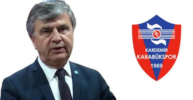 """""""Karabükspor Konusu, Adalet ve İçişleri Bakanlarına Sorulmalı.."""""""