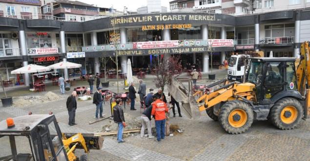 Karabük Belediyesi'nden Ağaçlandırma Çalışması