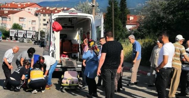 Halk Otobüsünün Çarptığı Yaşlı Adam Hayatını Kaybetti