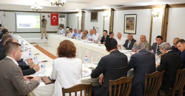 Başkan Köse, BAKAB Toplantısına Katıldı