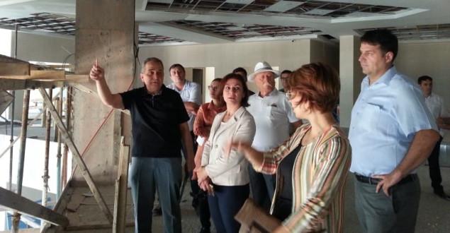 Başkan Köse Kültür Merkezinde İncelemelerde Bulundu