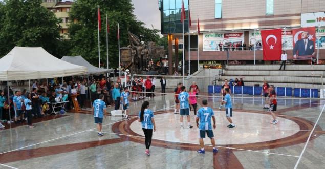 Safranbolu'da Dostluk ve Kardeşlik Turnuvası Başladı