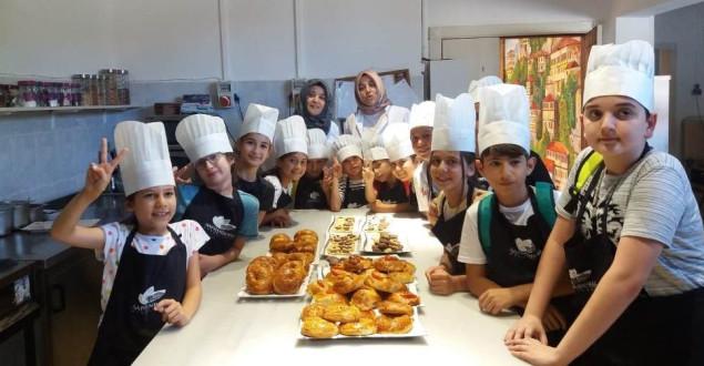 Safranbolu Yaz Okuluna Yoğun İlgi