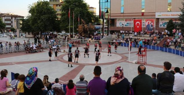 Safranbolu'da Dostluk ve Kardeşlik Turnuvası Devam Ediyor