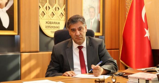 Rektör Prof. Dr. Refik Polat'ın Kurban Bayramı mesajı