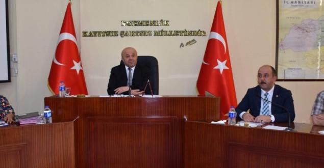 Karabük İl Genel Meclisi Olağan Toplantısı Gerçekleşti