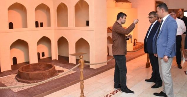 Vali Gürel, Safranbolu Çikolata Müzesini Ziyaret Etti