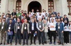 University 4 Society Girişimcilik Yarışması'nın yarı finali yapıldı
