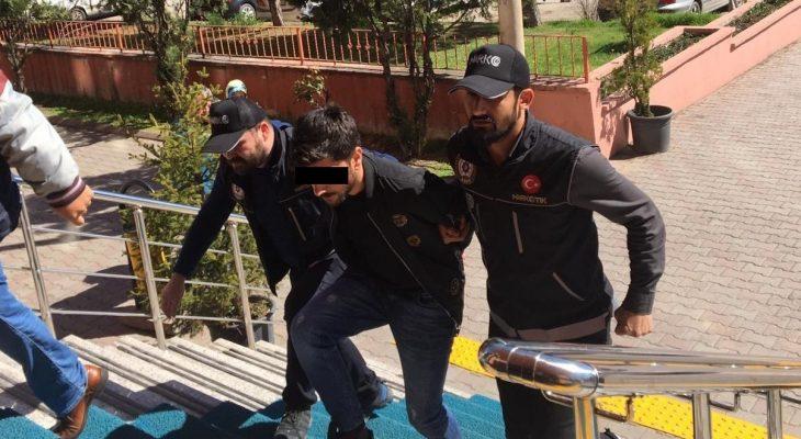 Karabük'te Uyuşturucu Operasyonu: 4 Gözaltı