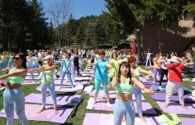 Abant Gölü Milli Parkında Farkındalık Festivali Yapıldı