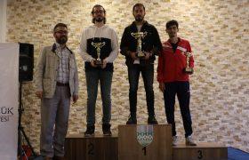 KBÜ'de şampiyonlar kupalarını aldı
