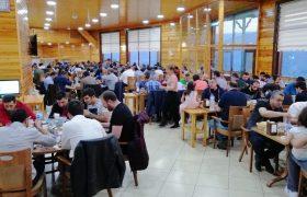 Yeniceli Kardemir Çalışanları İftar Yemeğinde Buluştu