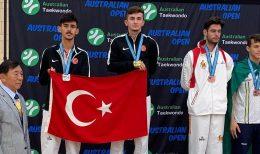 Oceania Para-Taekwondo Şampiyonu Özcan oldu