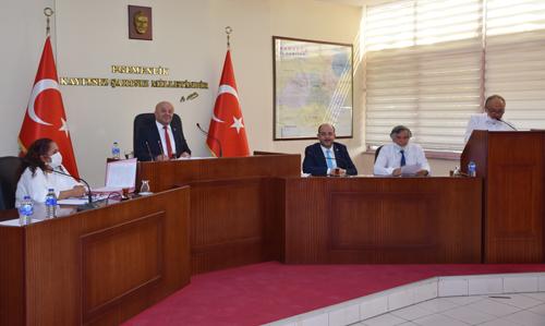 İl Genel Meclis Toplantısı Yapıldı