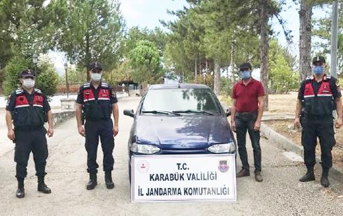 Safranbolu'da Gasp Olayının Şüphelileri Yakalandı